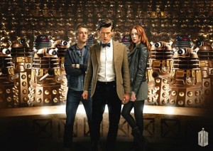 DOCTOR WHO: SERIES 7,  SET 1