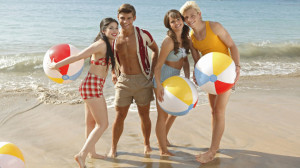 GRACE PHIPPS, GARRETT CLAYTON, MAIA MITCHELL, ROSS LYNCH