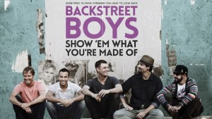 Backstreet Boys Show Em What You're Made Of